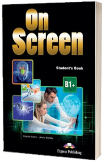 On screen B1 Plus. Student`s Book