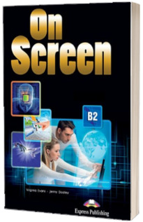 On screen B2. Workbook and Grammar Book with Digibook app