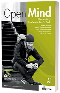 Open Mind. Elementary Level, Students Book Pack