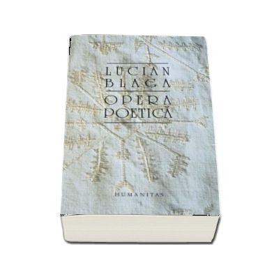 Opera poetica - Editia a III-a