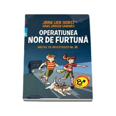 Operatiunea Nor de Furtuna - Biroul de investigatii numarul 2