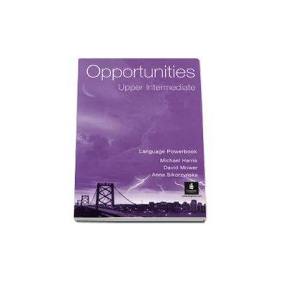 Opportunities Upper Intermediate Language Powerbook Global