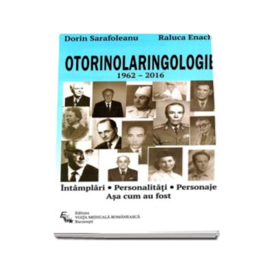 Otorinolaringologie 1962-2016