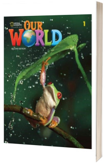 Our World 1, Second Edition. Flashcards