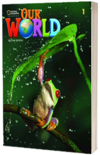 Our World 1, Second Edition. Students Book with eBook Code