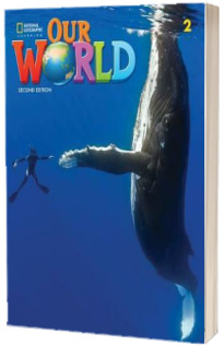 Our World 2, Second Edition. Lesson Planner With Audio CD and DVD