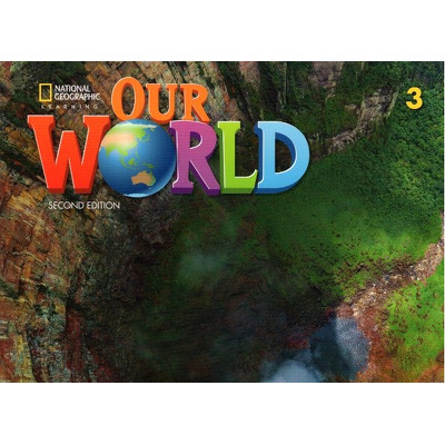 Our World 3, Second Edition. Flashcards
