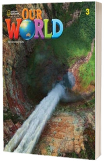 Our World 3, Second Edition. Workbook with Online Practice