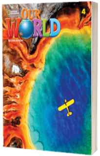 Our World 4, Second Edition. Lesson Planner With Audio CD and DVD
