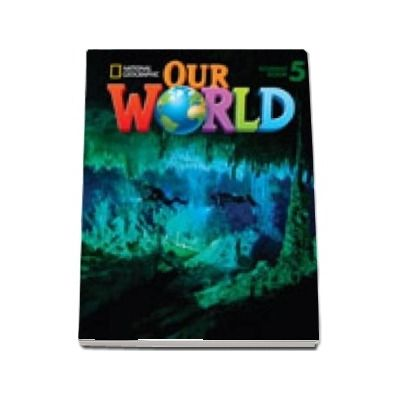 Our World 5. Students Book with CD ROM. British English