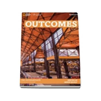 Outcomes Pre Intermediate. Students Book with Access Code and Class DVD. 2nd edition