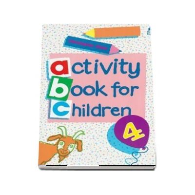 Oxford Activity Books for Children 4. Book