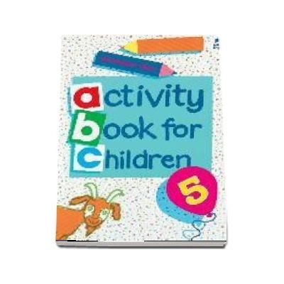 Oxford Activity Books for Children 5. Book