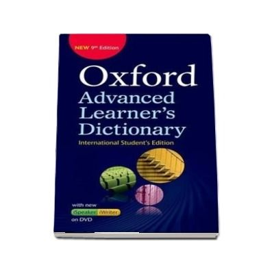 Oxford Advanced Learners Dictionary. International Students edition with DVD ROM (only available in certain markets)