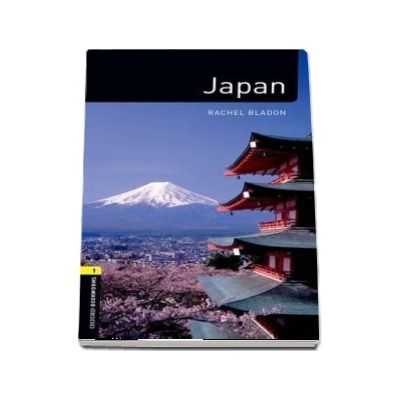 Oxford Bookworms Library Factfiles Level 1. Japan audio CD pack