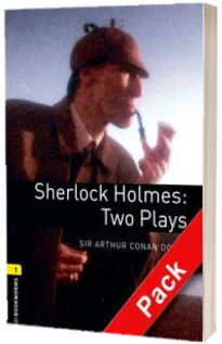 Oxford Bookworms Library Level 1. Sherlock Holmes. Two Plays audio CD pack