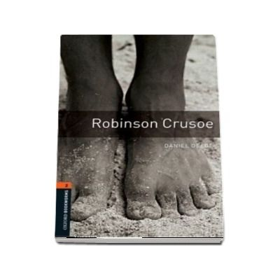 Oxford Bookworms Library Level 2. Robinson Crusoe