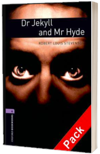 Oxford Bookworms Library: Level 4:: Dr Jekyll and Mr Hyde audio CD pack