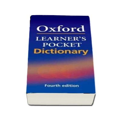 Oxford Learners Pocket Dictionary 4th edition - Format, Paperback