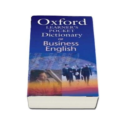 Oxford Learners Pocket Dictionary of Business English - Format, Paperback