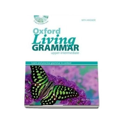 Oxford Living Grammar Upper Intermediate. Students Book Pack
