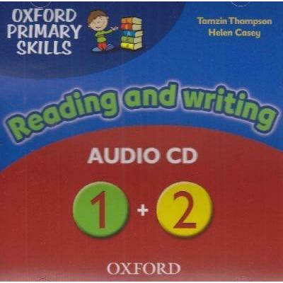 Oxford Primary Skills 1-2. Class Audio CD