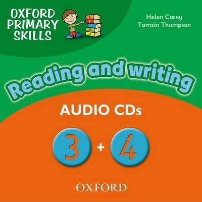 Oxford Primary Skills 3-4. Class Audio CD
