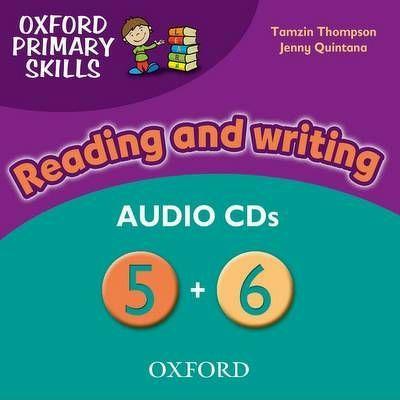 Oxford Primary Skills 5-6. Class Audio CD