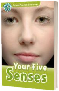 Oxford Read and Discover Level 3. Your Five Senses Audio CD Pack