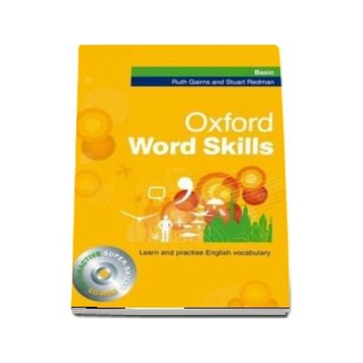 Oxford Word Skills. Basic. Students Pack - with interactive super-skills CD-ROM