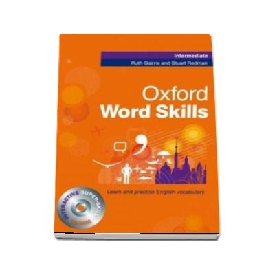 Oxford Word Skills Intermediate - Students Pack - with interactive super-skills CD-ROM