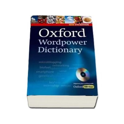Oxford Wordpower Dictionary, NEW 4th Edition Pack (with CD-ROM) - Format, Paperback