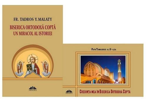 Pachet Biserica Ortodoxa Copta