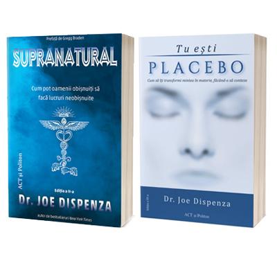 Pachet carti Dr. Joe Dispenza
