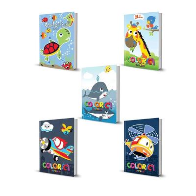 Pachet Colorici. Set 5 carti, volumele 1 - 5