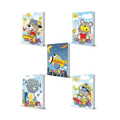Pachet Colorici. Set 5 carti, volumele 6 - 10