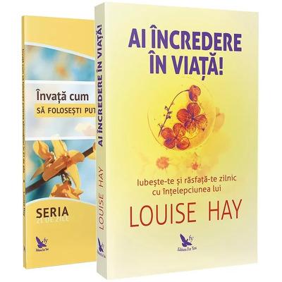 Pachet de carti Louise Hay