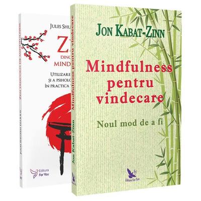 Pachet de carti Mindfulness