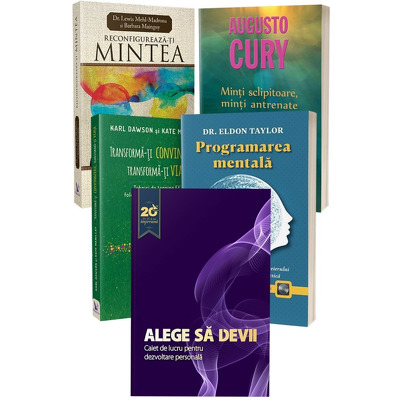 cărți de viziune mentală)