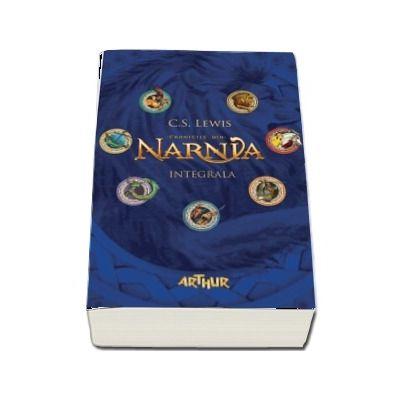 Pachet integral Cronicile din Narnia