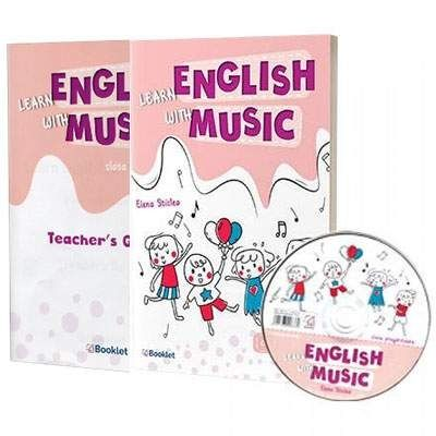 Pachet Learn English with music