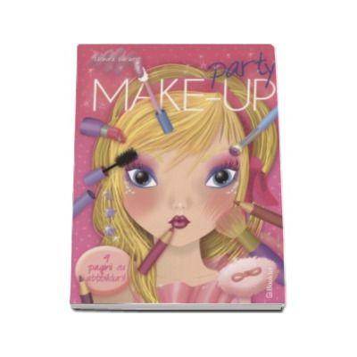 Party Make-up - Contine  abtibilduri
