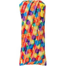 Penar cu fermoar, Zipit Colorz - multicolor flori mici