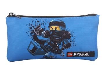 Penar neechipat Lego M-Line - design albastru NinjaGo Jay