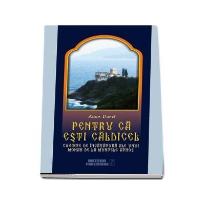Pentru ca esti caldicel - Cuvinte de invatatura ale unui Monah de la Muntele Athos