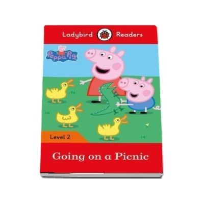 Peppa Pig: Going on a Picnic. Ladybird Readers Level 2