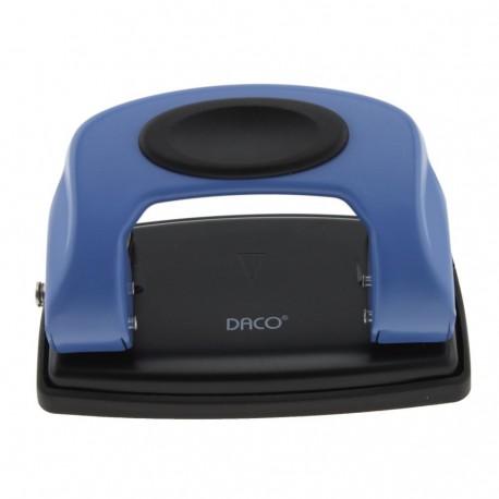 Perforator albastru pentru 10 coli, Daco