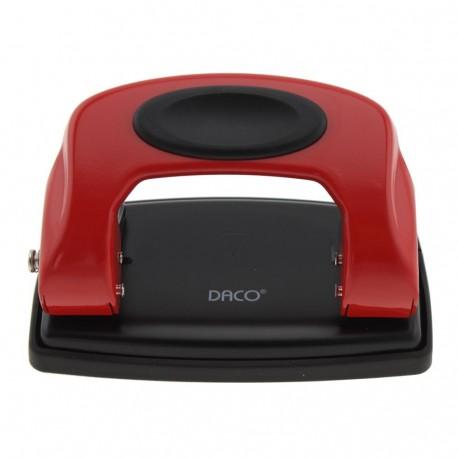 Perforator rosu pentru 10 coli, Daco