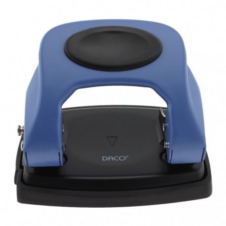 Perforator albastru pentru 20 coli, Daco