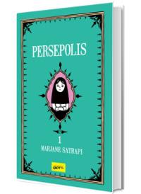 Persepolis, volumul 1